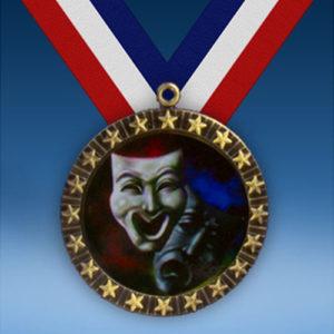 Drama 20 Star Medal-0