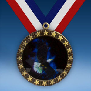 Eagle 20 Star Medal-0