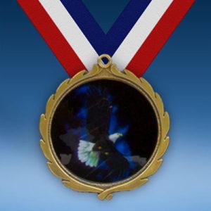 Eagle Wreath Medal-0