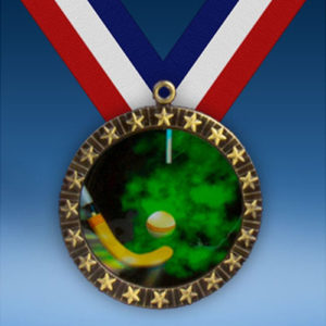 Field Hockey 20 Star Medal-0