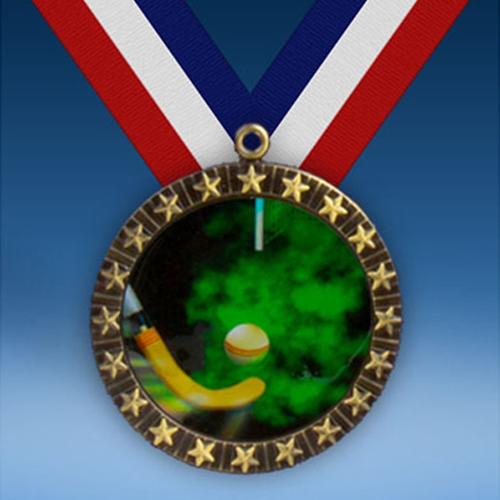 Field Hockey 20 Star Medal-0