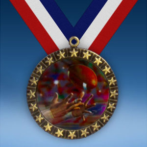Football 2 20 Star Medal-0