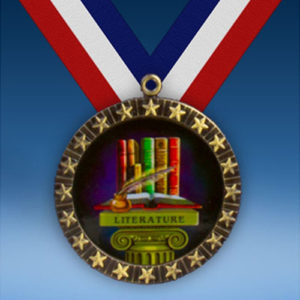 Literature 20 Star Medal-0