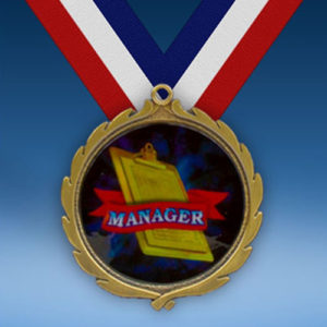 Manager Wreath Medal-0