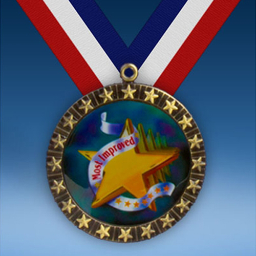 Most Improved 20 Star Medal-0