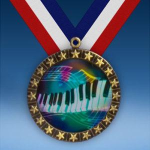 Music 2 20 Star Medal-0