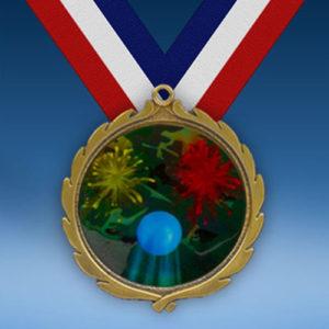 Paintball Wreath Medal-0