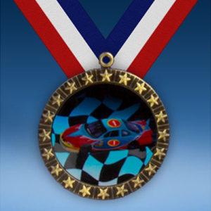 Racing 20 Star Medal-0
