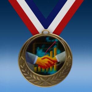 Sales Laurel Wreath Medal-0