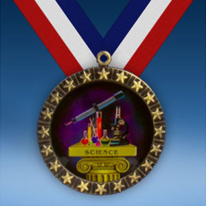 Science 20 Star Medal-0
