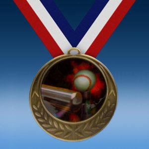 T-Ball Laurel Wreath Medal-0