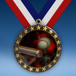 T-Ball 20 Star Medal-0