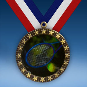 Tennis 20 Star Medal-0