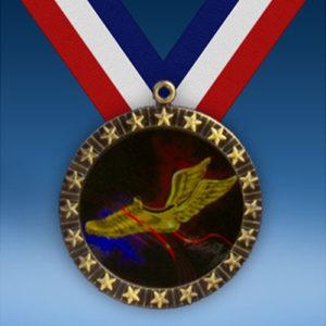 Track 20 Star Medal-0