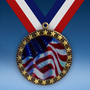 USA 20 Star Medal-0