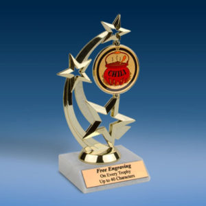 Chili Astro Spinner Trophy-0