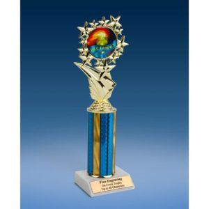 "Decathlon Sports Starz Trophy 10"""
