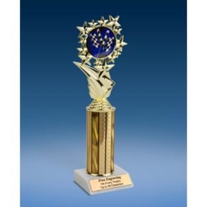 Derby Sports Starz Trophy 10""