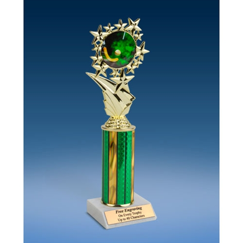 Field Hockey Sports Starz Trophy 10""