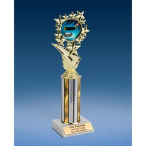 Hockey Sports Starz Trophy 10""