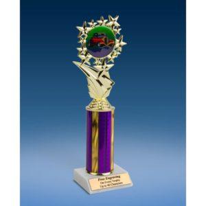"""Hot Rod Sports Starz Trophy 10"""""""
