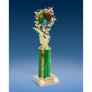 Paintball Sports Starz Trophy 10""