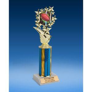 """Rugby 1 Sports Starz Trophy 10"""""""