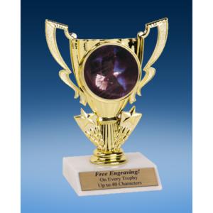 Eagle Victory Cup Mylar Holder Trophy