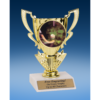 Field Hockey Victory Cup Mylar Holder Trophy