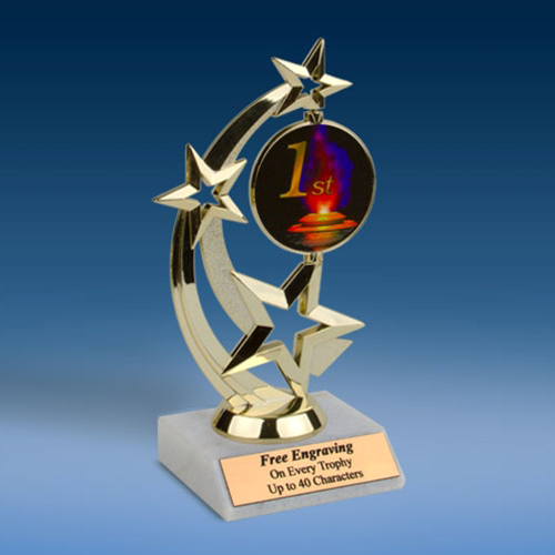 1st Place Astro Spinner Trophy