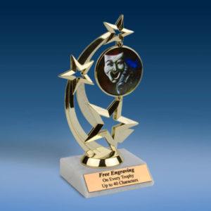 Drama Astro Spinner Trophy-0