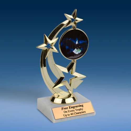 Eagle Astro Spinner Trophy-0