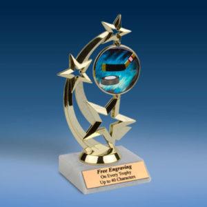 Hockey Astro Spinner Trophy-0