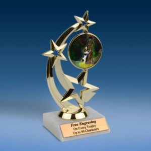 Hunting Astro Spinner Trophy-0