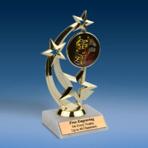 Music Astro Spinner Trophy-0