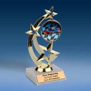 Racing Astro Spinner Trophy-0