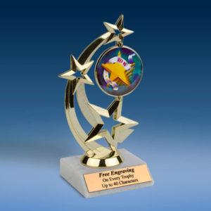 10K Astro Spinner Trophy