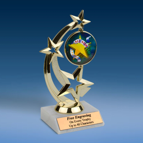 All Star Astro Spinner Trophy-0
