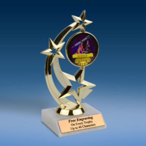 Science Astro Spinner Trophy-0