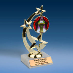 Speech Astro Spinner Trophy-0