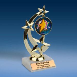 Sportsmanship Astro Spinner Trophy-0