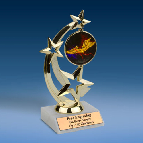 Track Astro Spinner Trophy-0