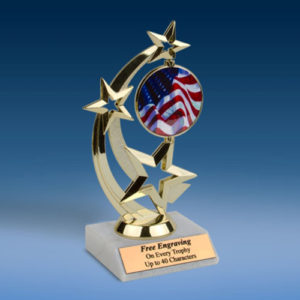 USA Astro Spinner Trophy-0