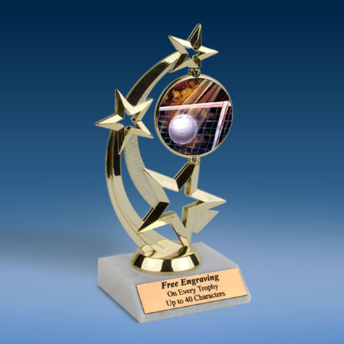 Volleyball Astro Spinner Trophy-0