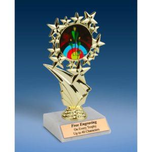 """Archery Sports Starz Trophy 6"""""""