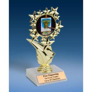 "Art Sports Starz Trophy 6"""