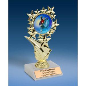 """BMX Sports Starz Trophy 6"""""""
