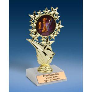 """Chess Sports Starz Trophy 6"""""""