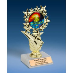 Decathlon Sports Starz Trophy 6""