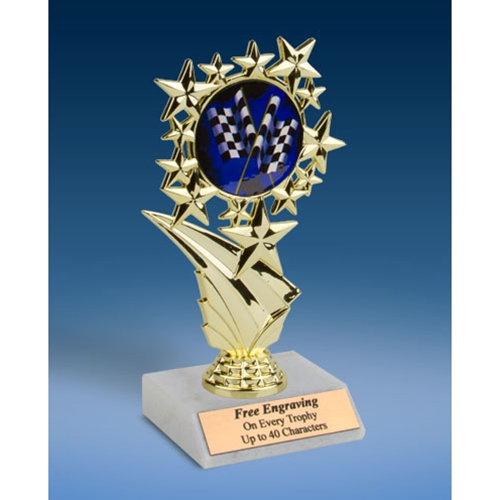 Derby Sports Starz Trophy 6""